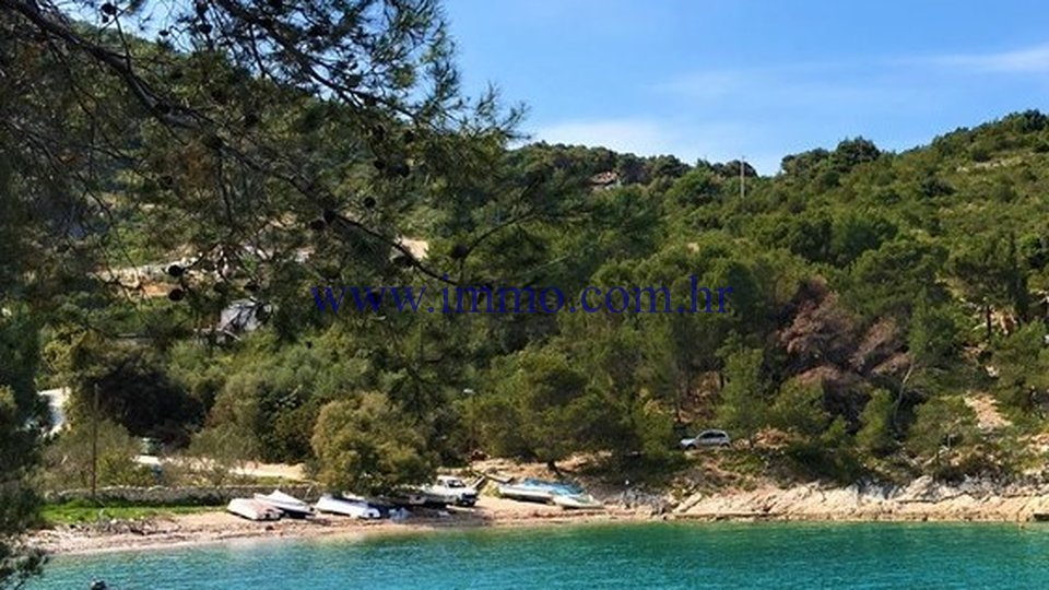 POSTIRA, BUILDING PLOT WITH BEAUTIFUL SEA VIEW FOR SALE