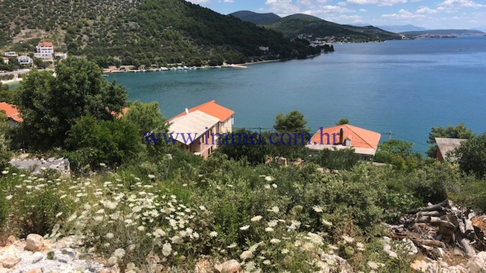 MARINA, TWO BUILDING PLOTS WITH BUILDING PERMIT FOR SALE