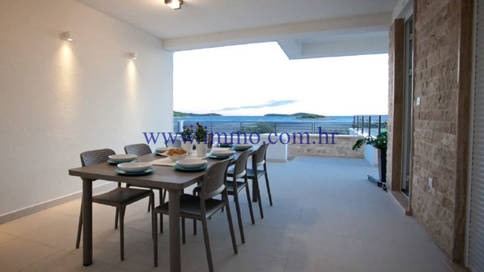 NEWLY BUILT SEAFRONT VILLA FOR SALE