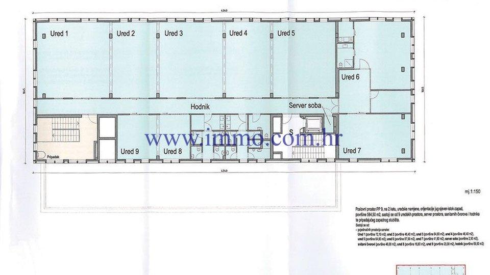 Uffici, 47 m2, Affitto, Split - Trstenik