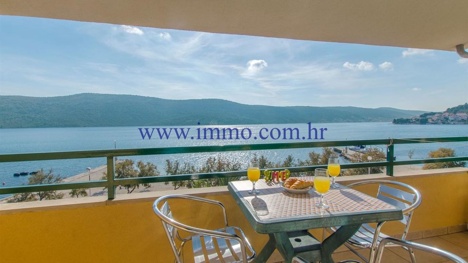SEAFRONT MINI HOTEL FOR SALE, NEAR TROGIR